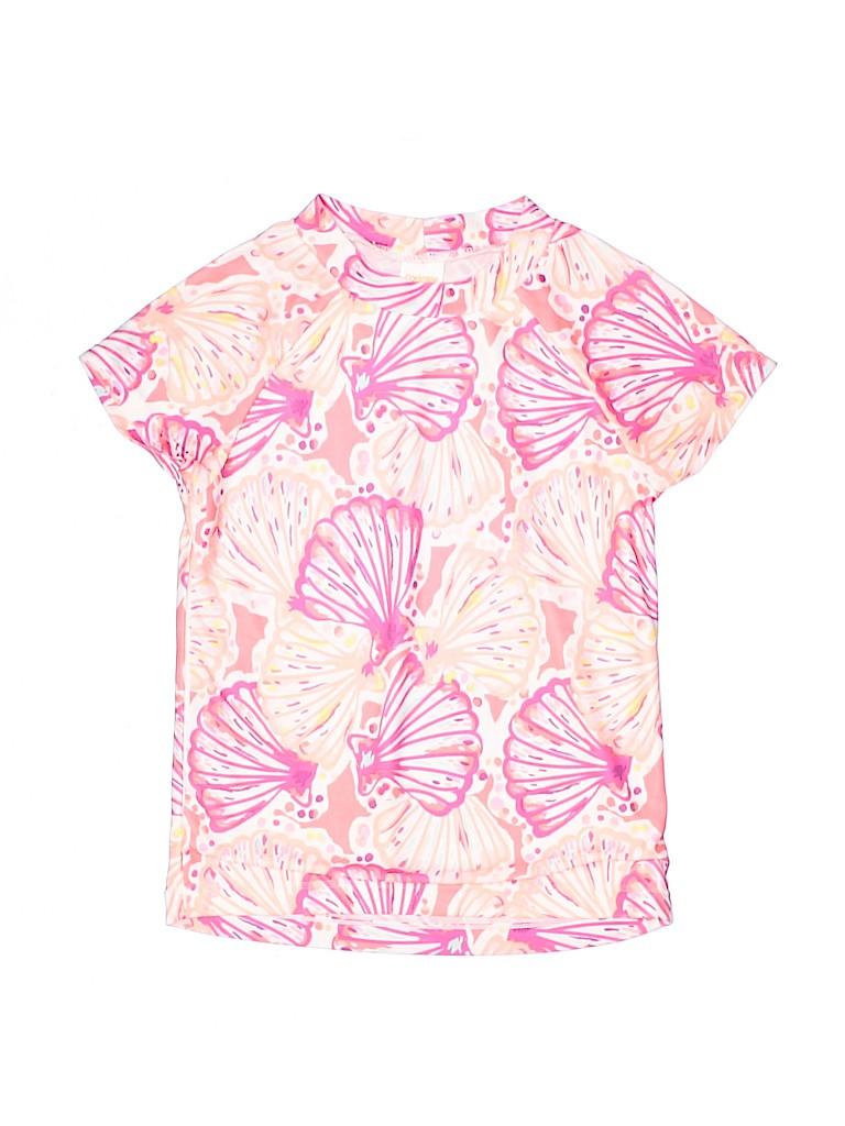 Gymboree Girls Active T-Shirt Size 5 - 6