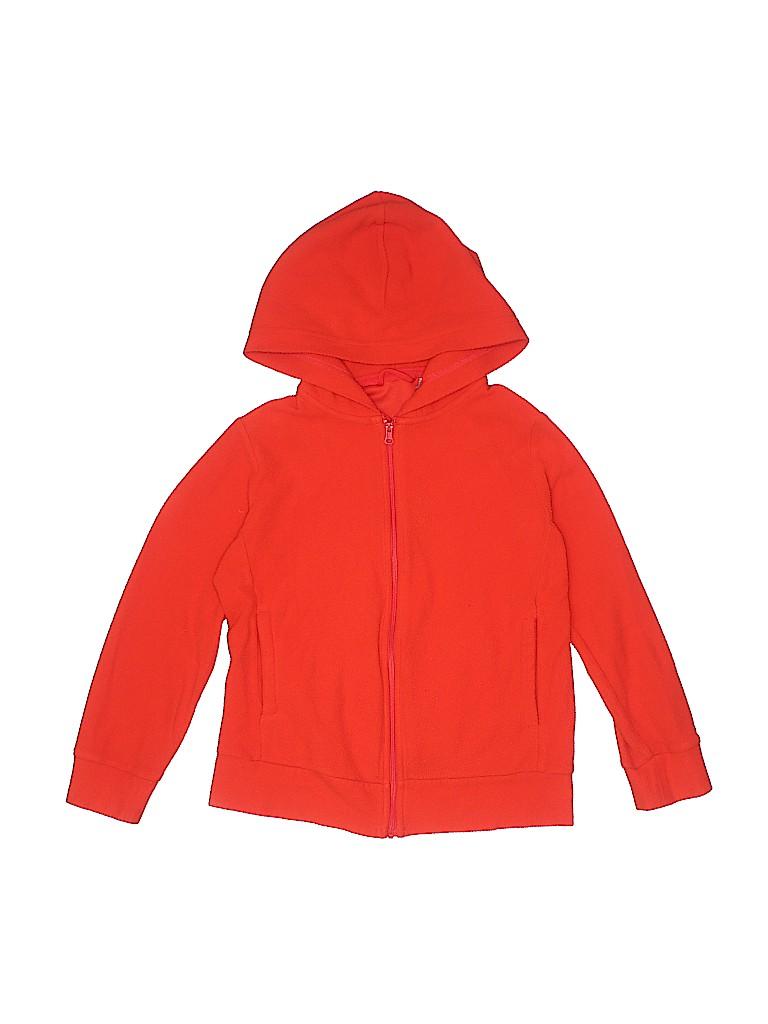 Uniqlo Boys Fleece Jacket Size 7 - 8