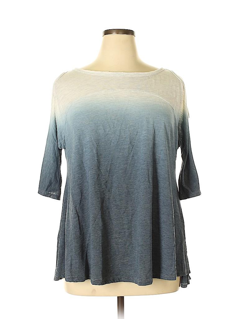 Umgee Women 3/4 Sleeve Top Size L