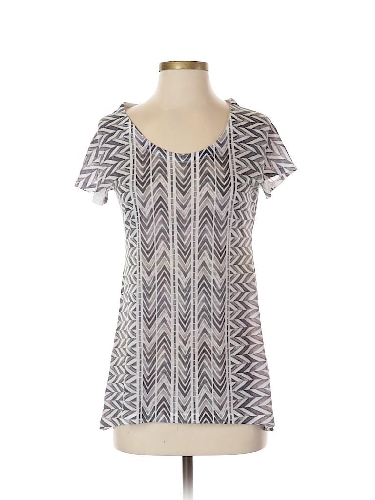 PrAna Women Short Sleeve T-Shirt Size S