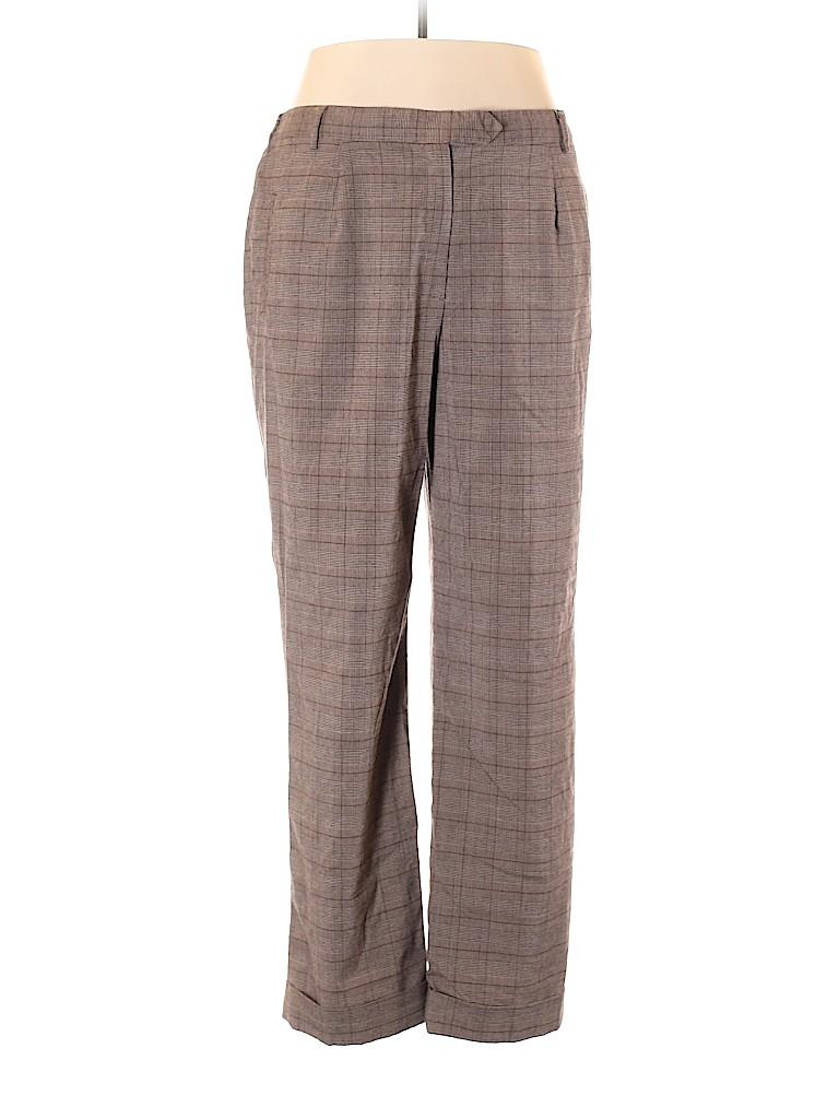 Cato Women Dress Pants Size 18 (Plus)