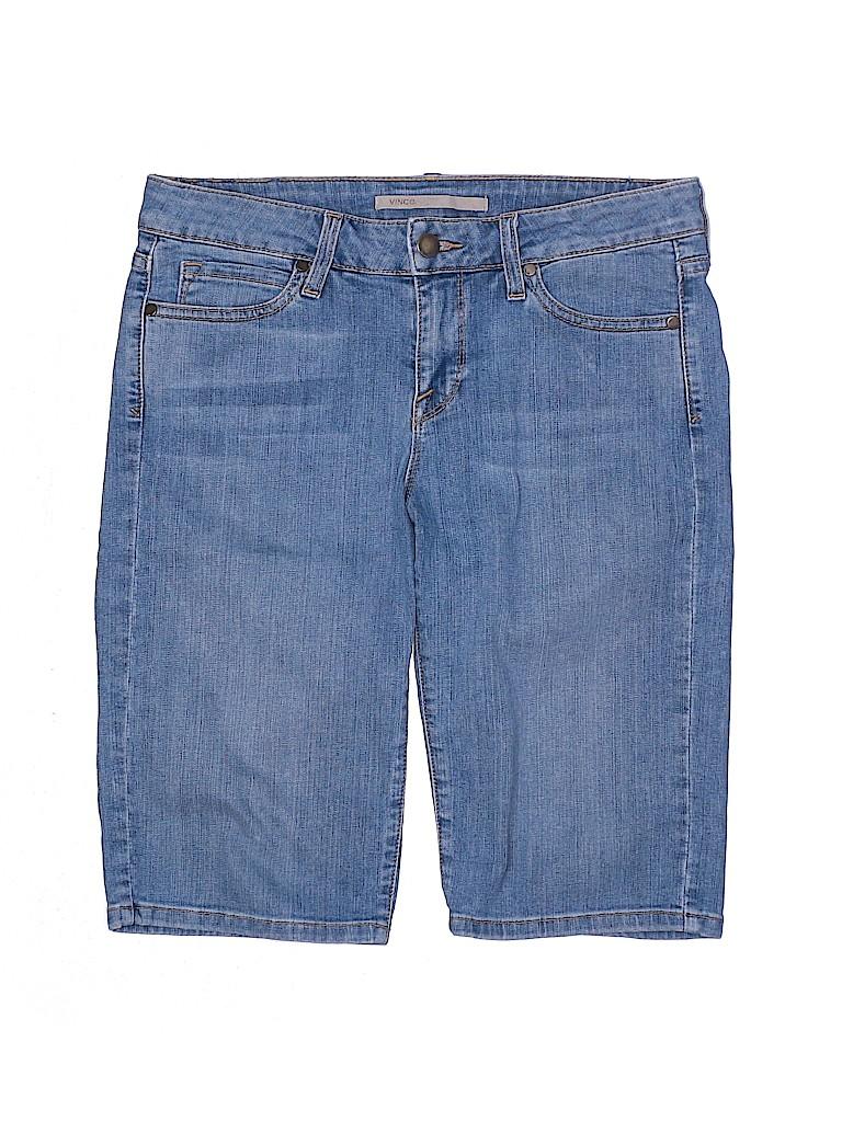 Vince. Women Denim Shorts 28 Waist