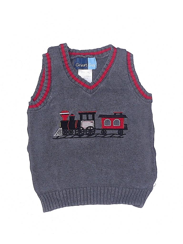 Great Guy Boys Sweater Vest Size 3T