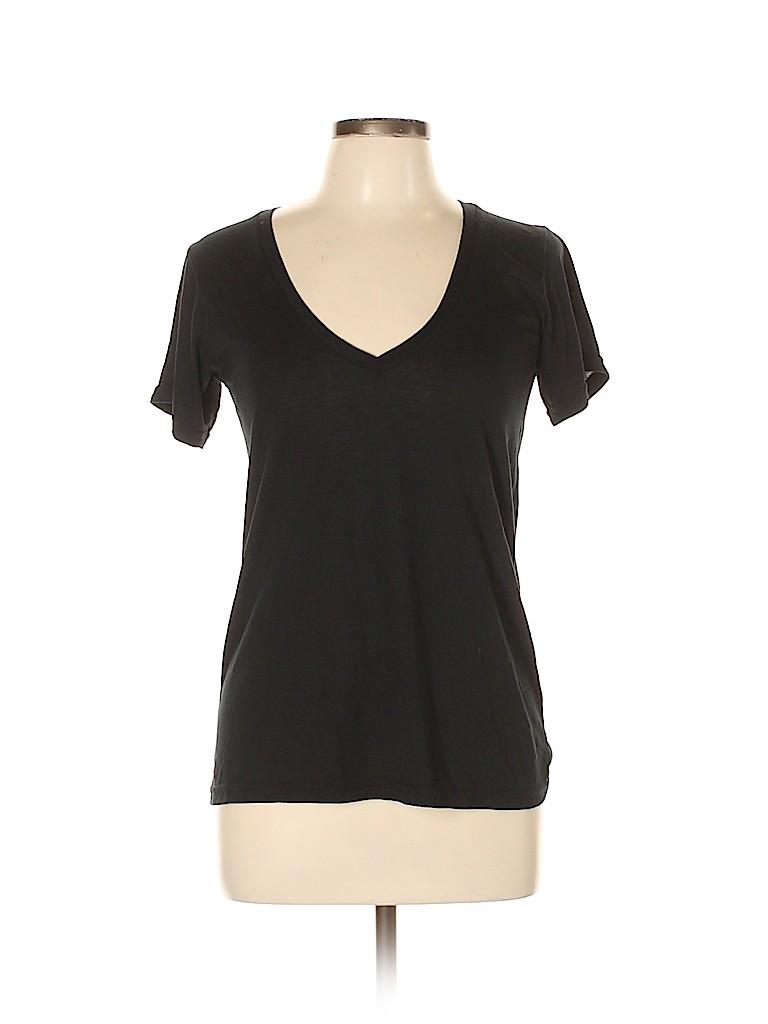 Frenchi Women Short Sleeve T-Shirt Size L