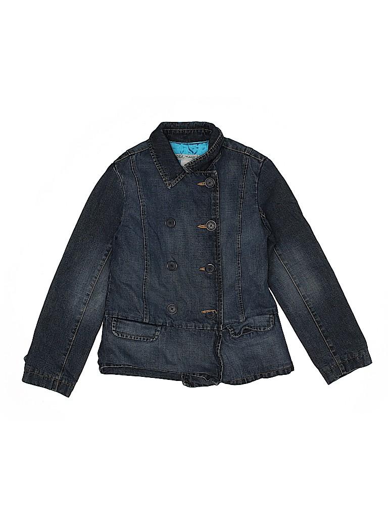Old Navy Girls Denim Jacket Size M (Youth)