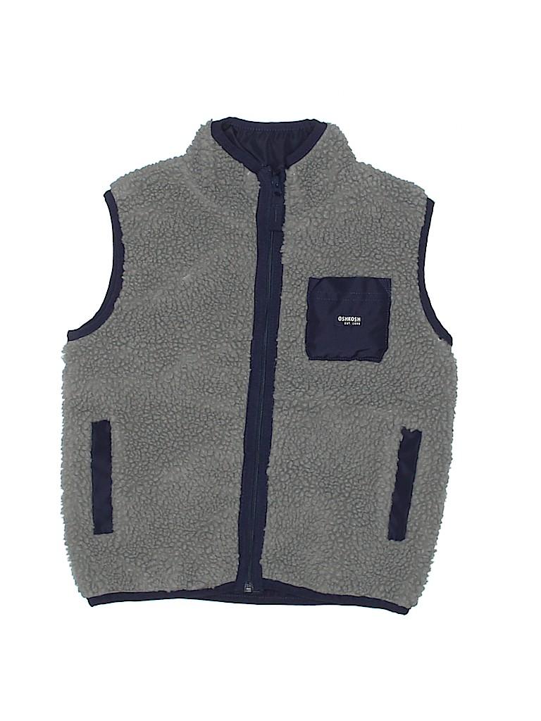 Genuine Kids from Oshkosh Boys Vest Size 3T