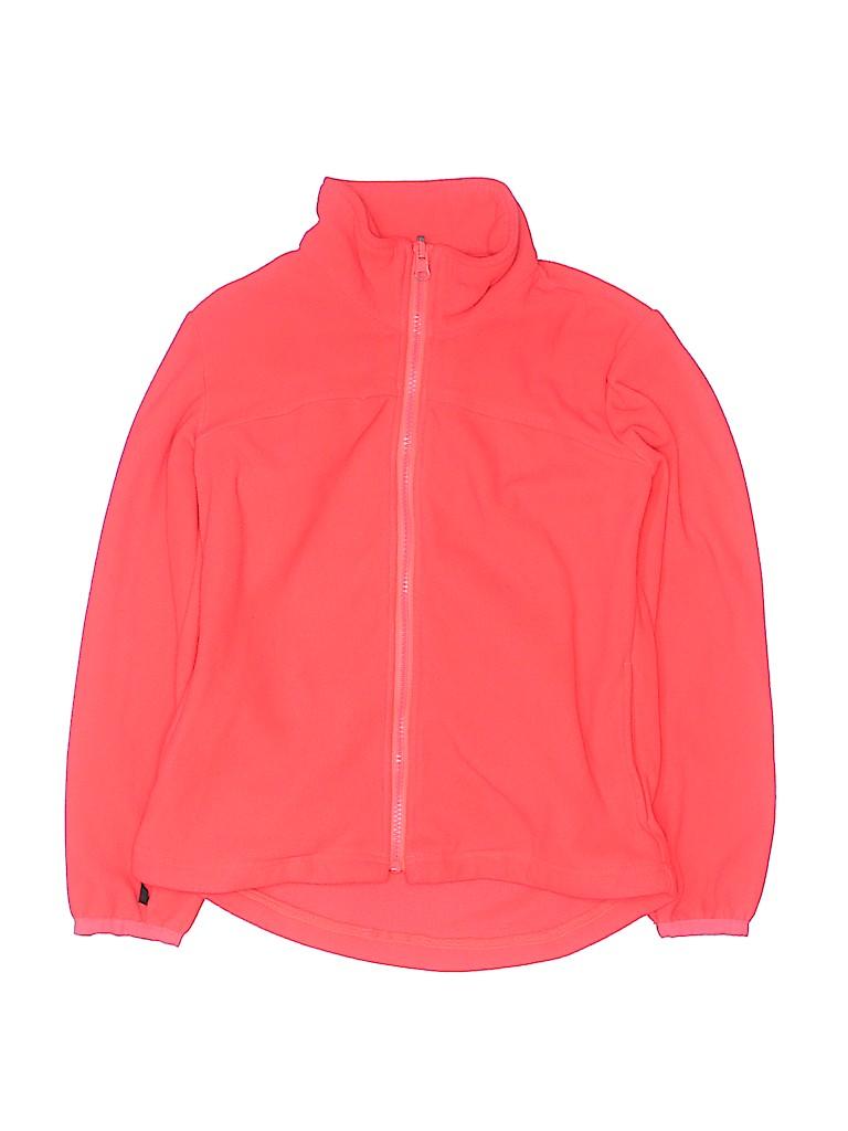 Old Navy Girls Fleece Jacket Size 8