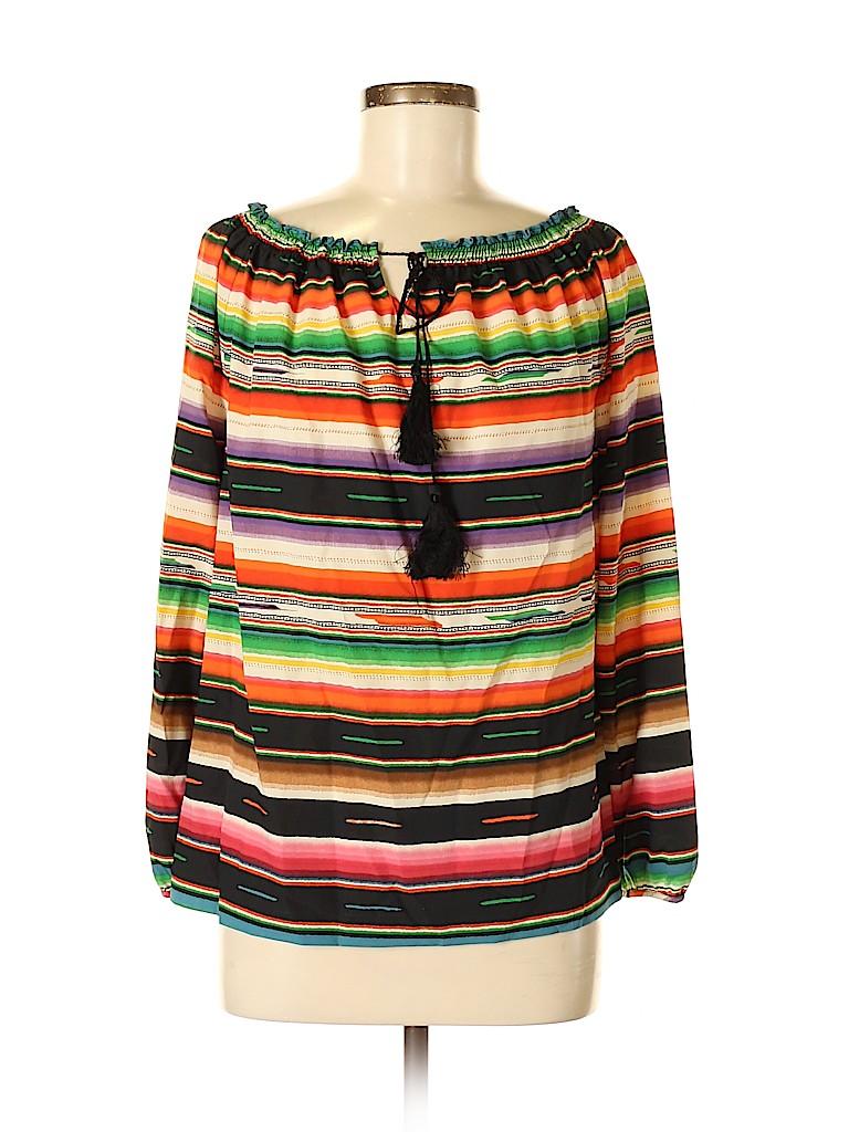 Lauren by Ralph Lauren Women 3/4 Sleeve Blouse Size M
