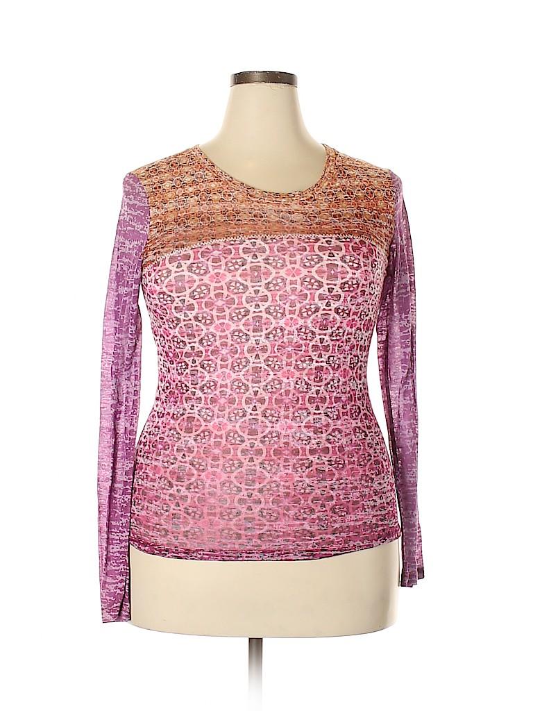 PrAna Women Long Sleeve Top Size XL