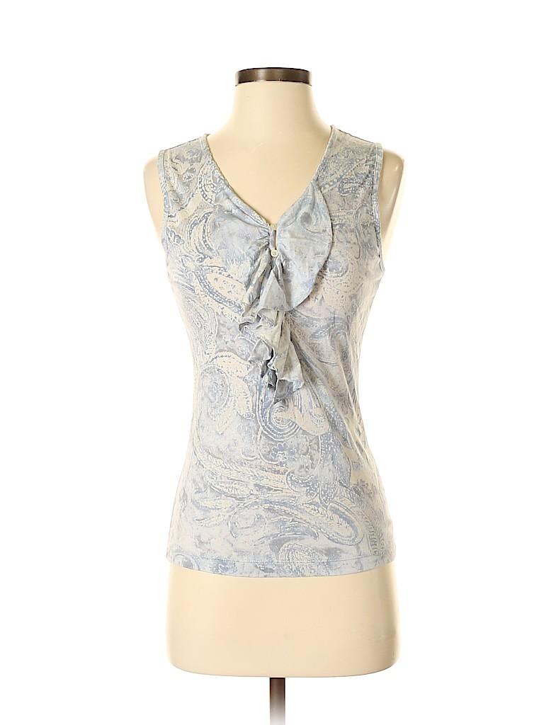 Lauren by Ralph Lauren Women Sleeveless Top Size XS