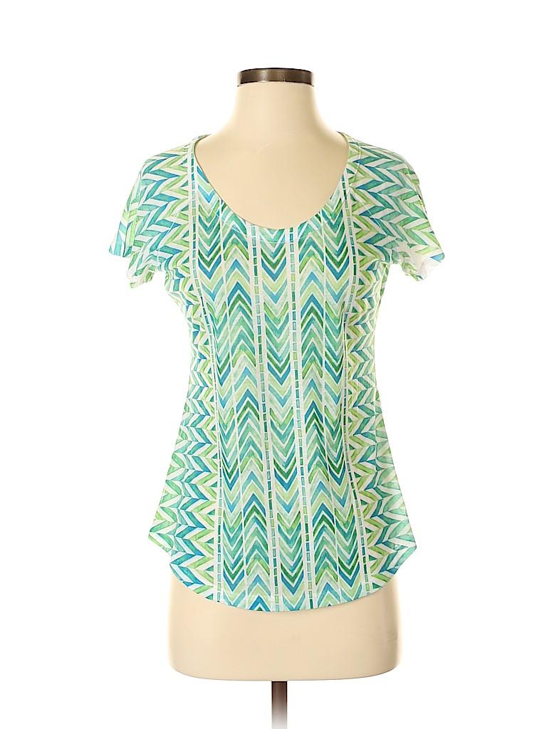 PrAna Women Short Sleeve T-Shirt Size XS