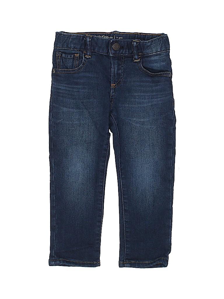 Baby Gap Boys Jeans Size 3 mo