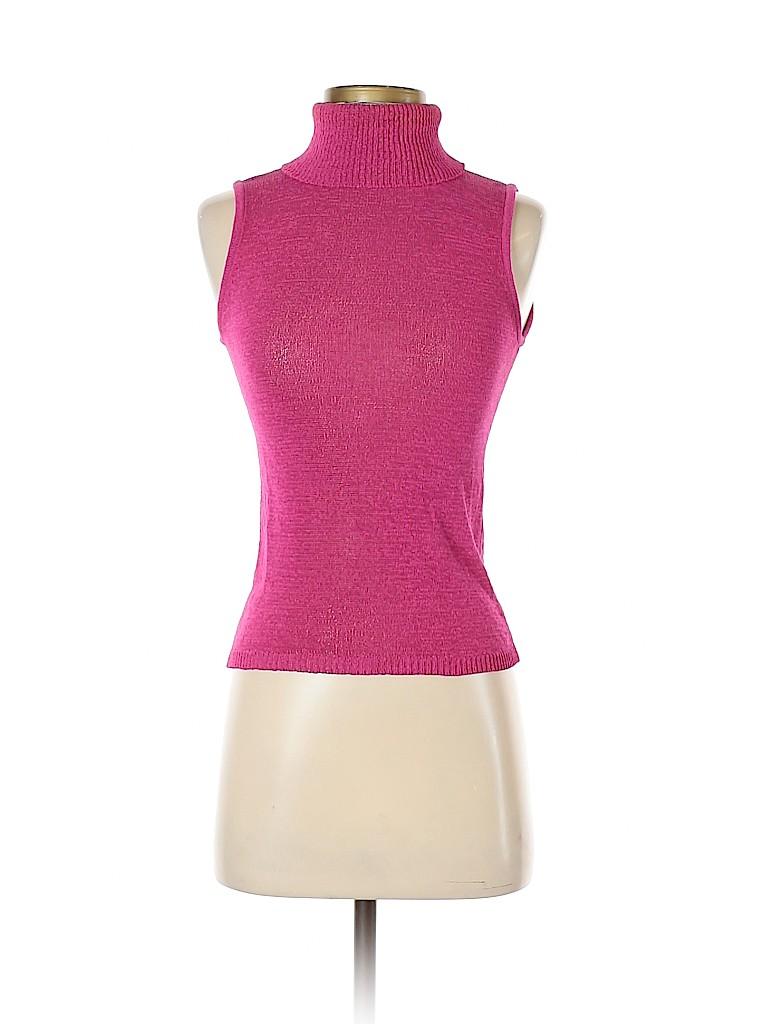 Trina Turk Women Short Sleeve Top Size S