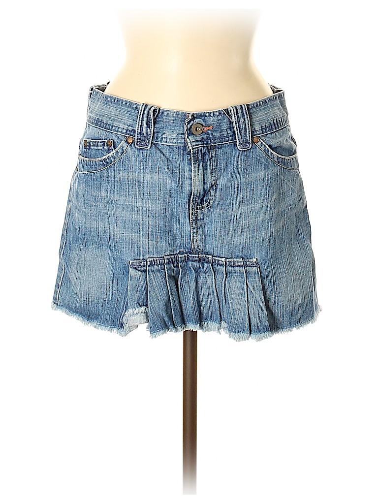 Old Navy Women Denim Skirt Size 6