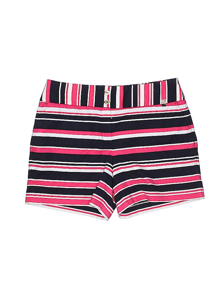 Anne Klein Women Khaki Shorts Size 10