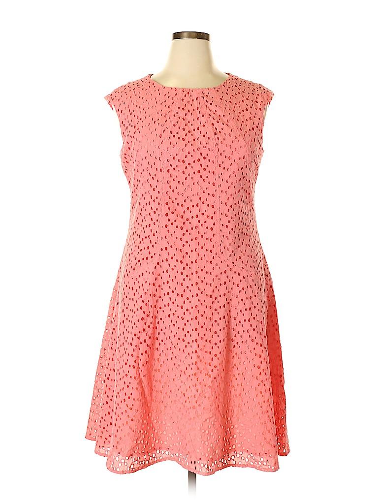 Roz & Ali Women Casual Dress Size 16