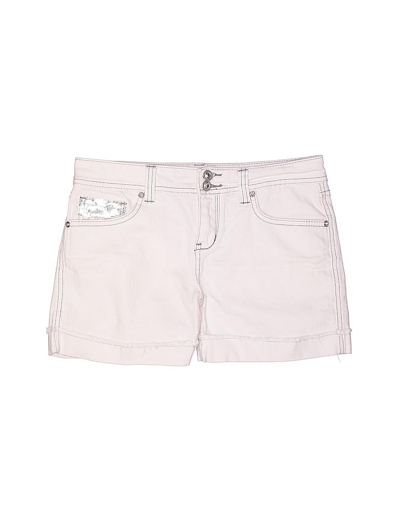 INC International Concepts Women Denim Shorts Size 4