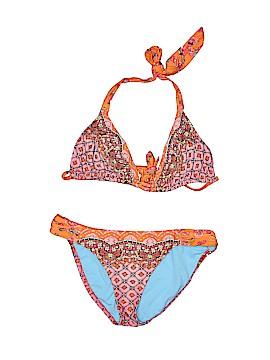 21598ce4161 Profile Blush Two Piece Swimsuit Size M