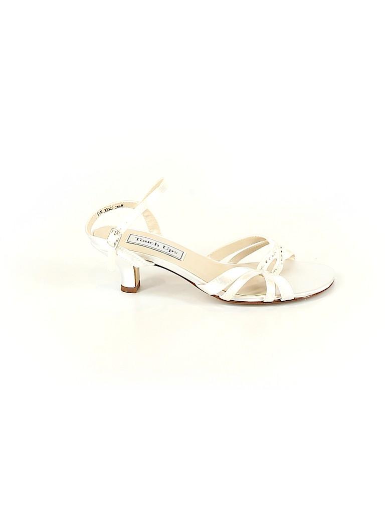 Touch Ups Women Heels Size 5 1/2
