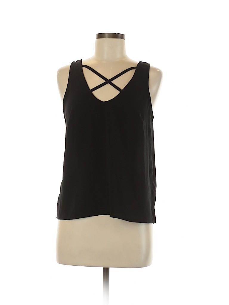 Mimi Chica Women Sleeveless Blouse Size M