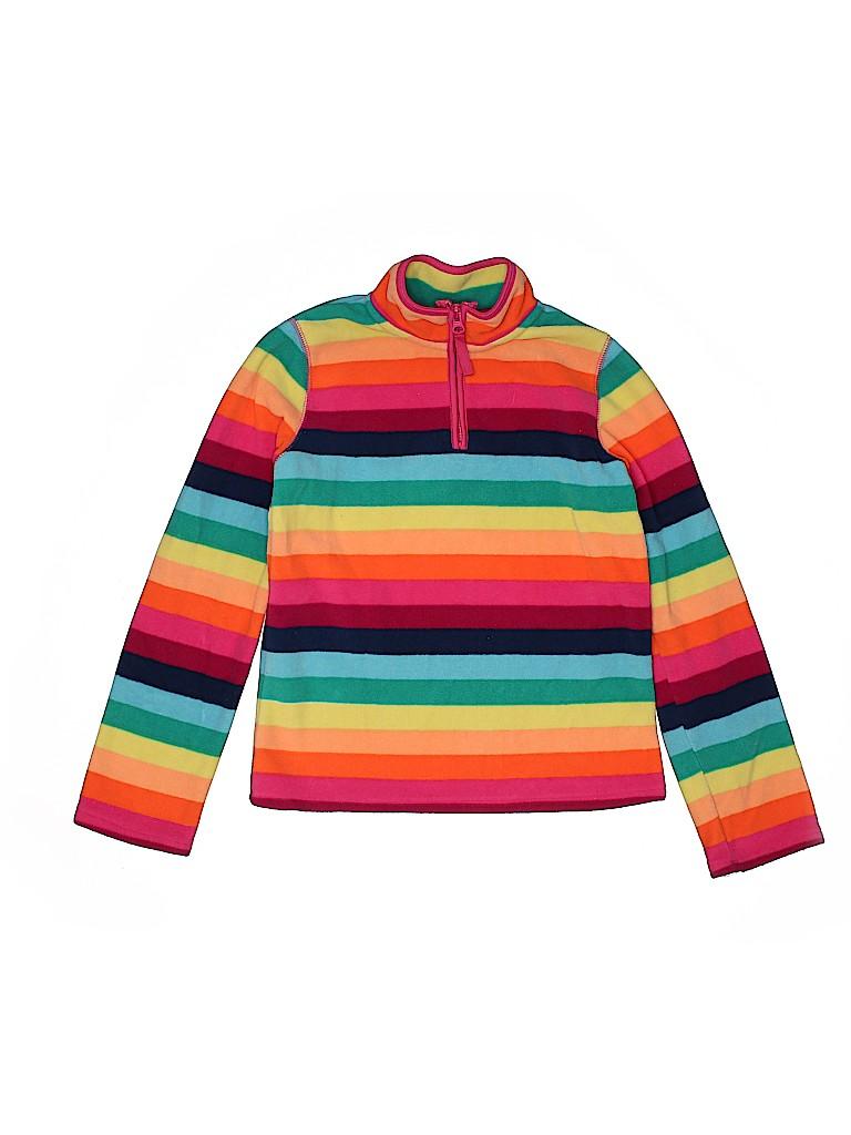 Old Navy Girls Fleece Jacket Size L (Kids)