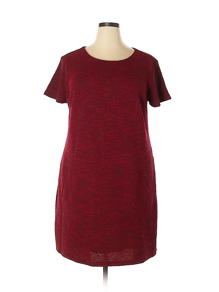 Ann Taylor Women Casual Dress Size 20 (Plus)