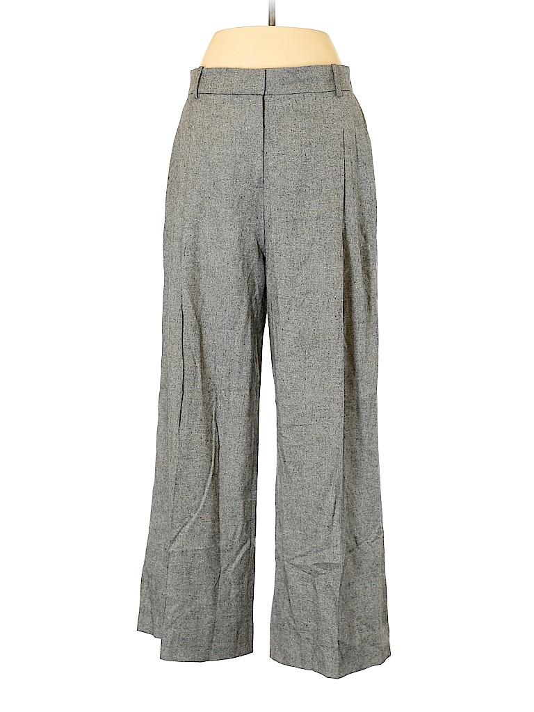 Lafayette 148 New York Women Silk Pants Size 8