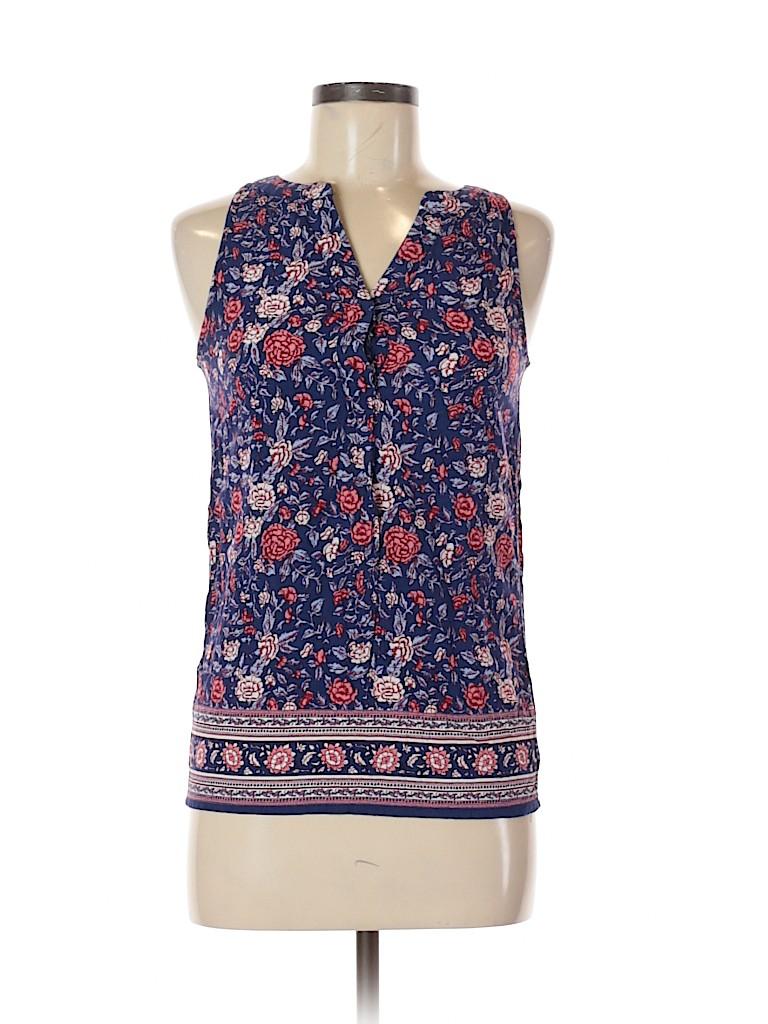 Rose & Thyme Women Sleeveless Top Size XS