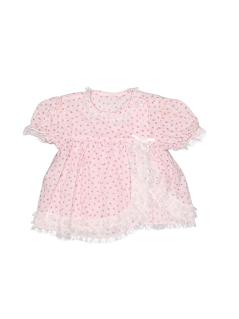 Unbranded Girls Short Sleeve Blouse Size 18 mo