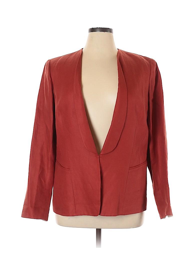 Lafayette 148 New York Women Blazer Size 16