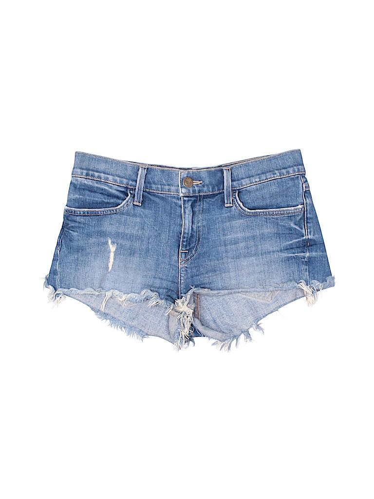 Wildfox Women Denim Shorts 26 Waist