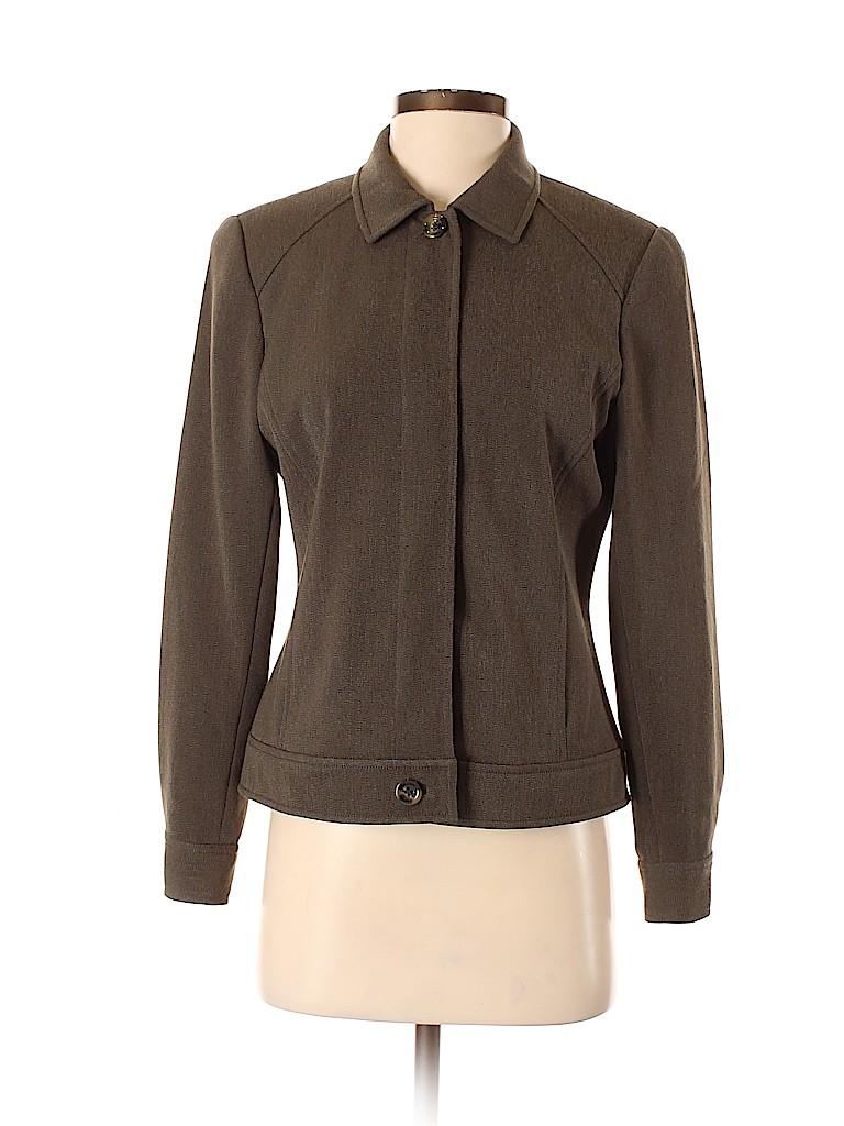 Doncaster Women Silk Blazer Size 2