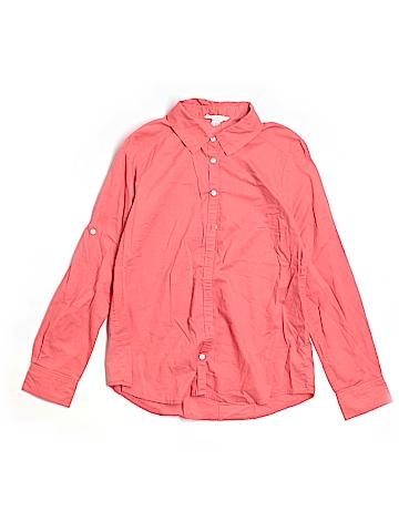 XXI Long Sleeve Button-Down Shirt Size L