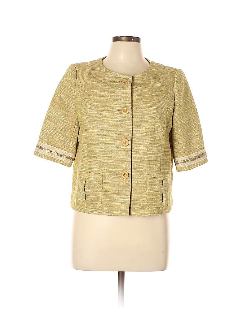 Badgley Mischka Women Jacket Size 10