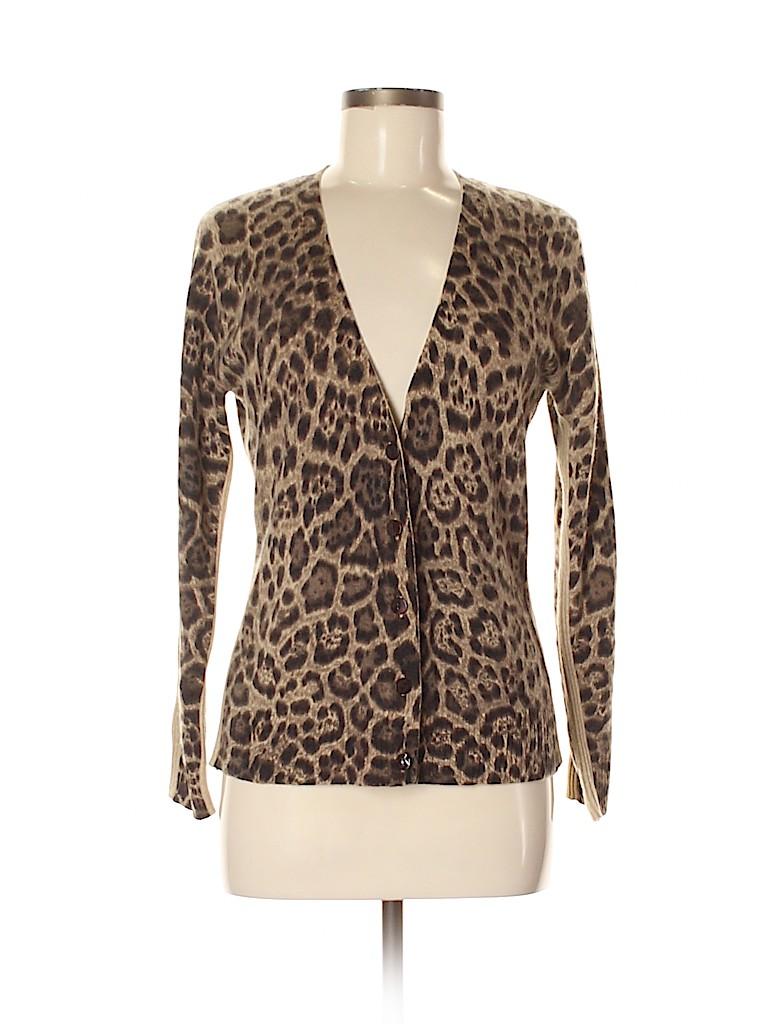 Pure Amici Women Cashmere Cardigan Size M