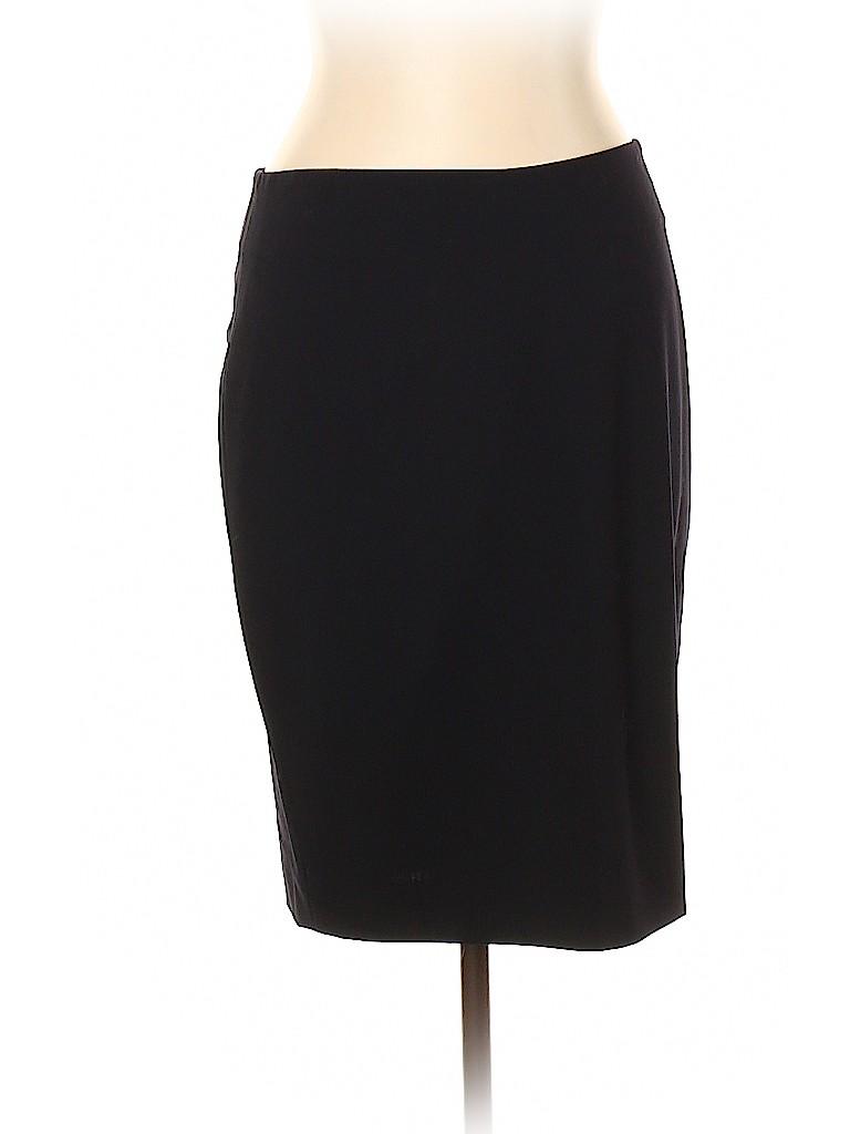 PAUW Women Wool Skirt Size 10 (3)