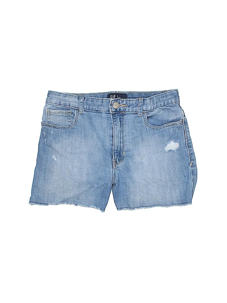 Gap Girls Denim Shorts Size 14