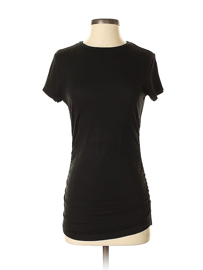 Etcetera Women Short Sleeve T-Shirt Size S