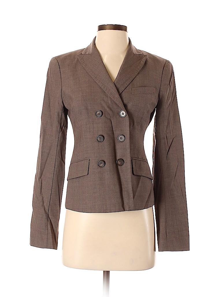 Theory Women Wool Blazer Size 4