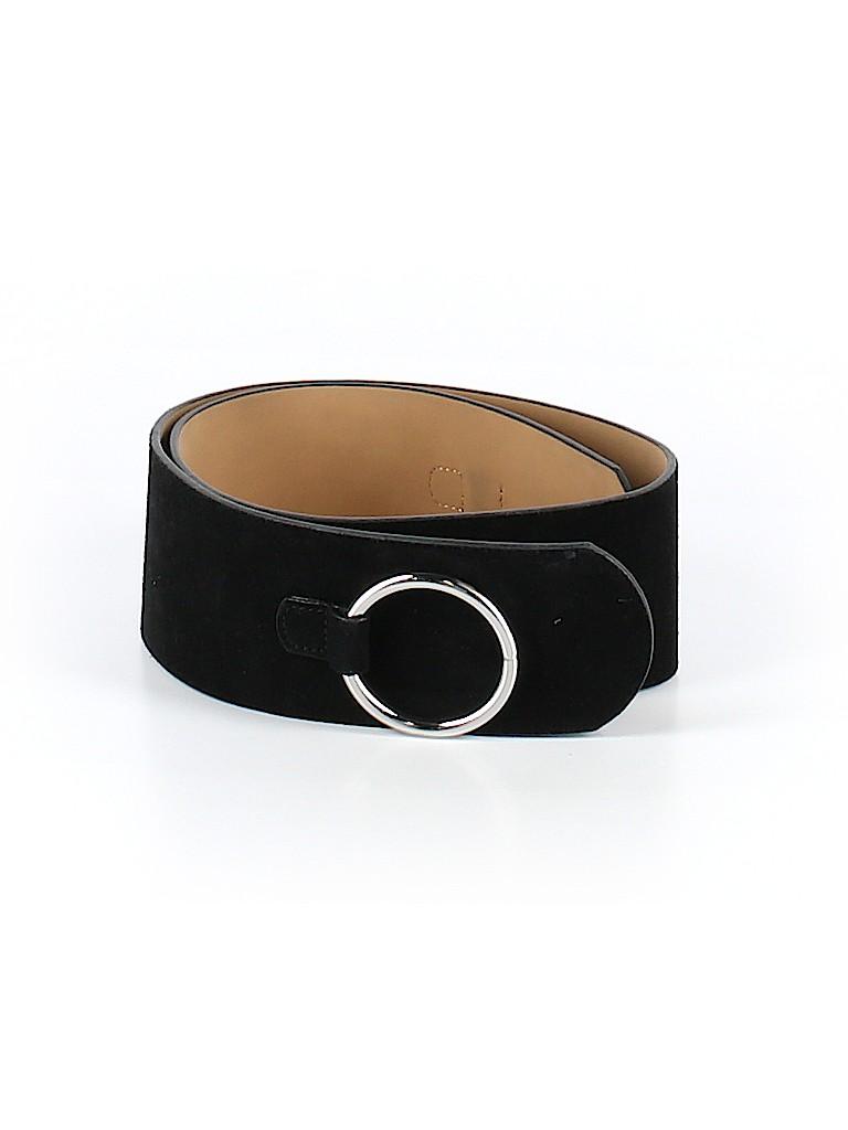 Rebecca Minkoff Women Leather Belt Size M