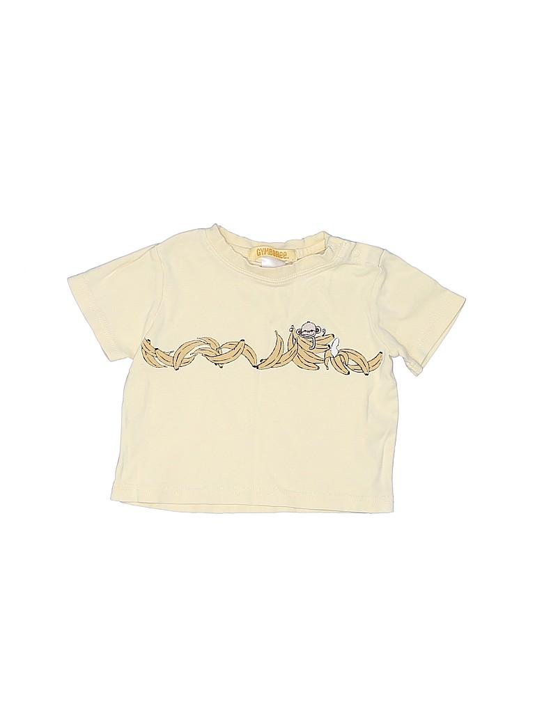Gymboree Boys Short Sleeve T-Shirt Size 9-12 mo