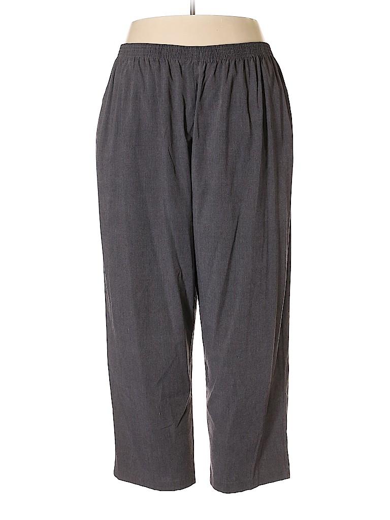Maggie Barnes Women Dress Pants Size 34 (Plus)