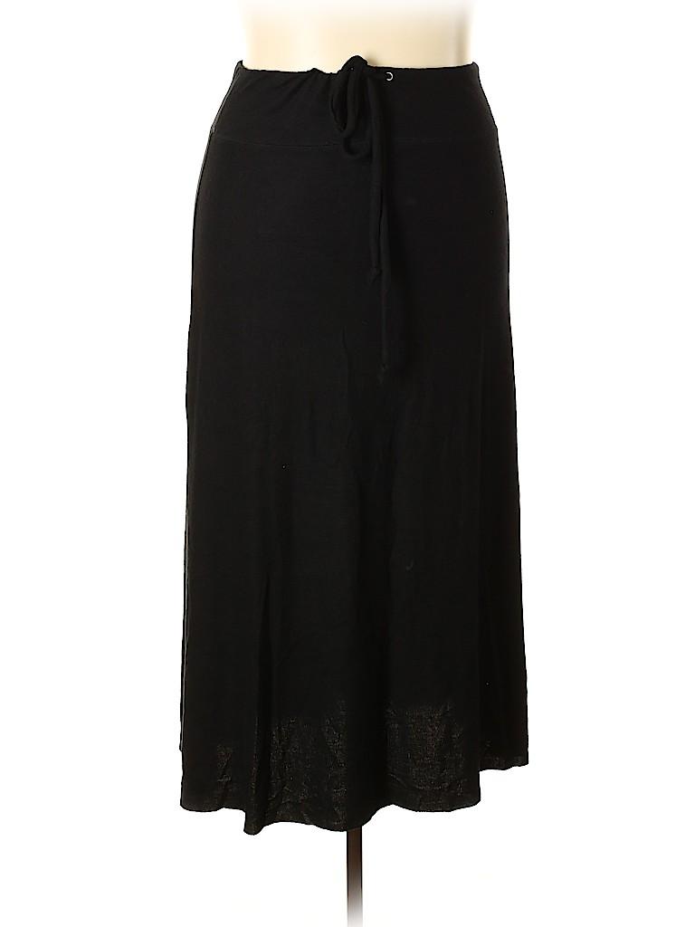 Gibson Women Casual Skirt Size 1X (Plus)