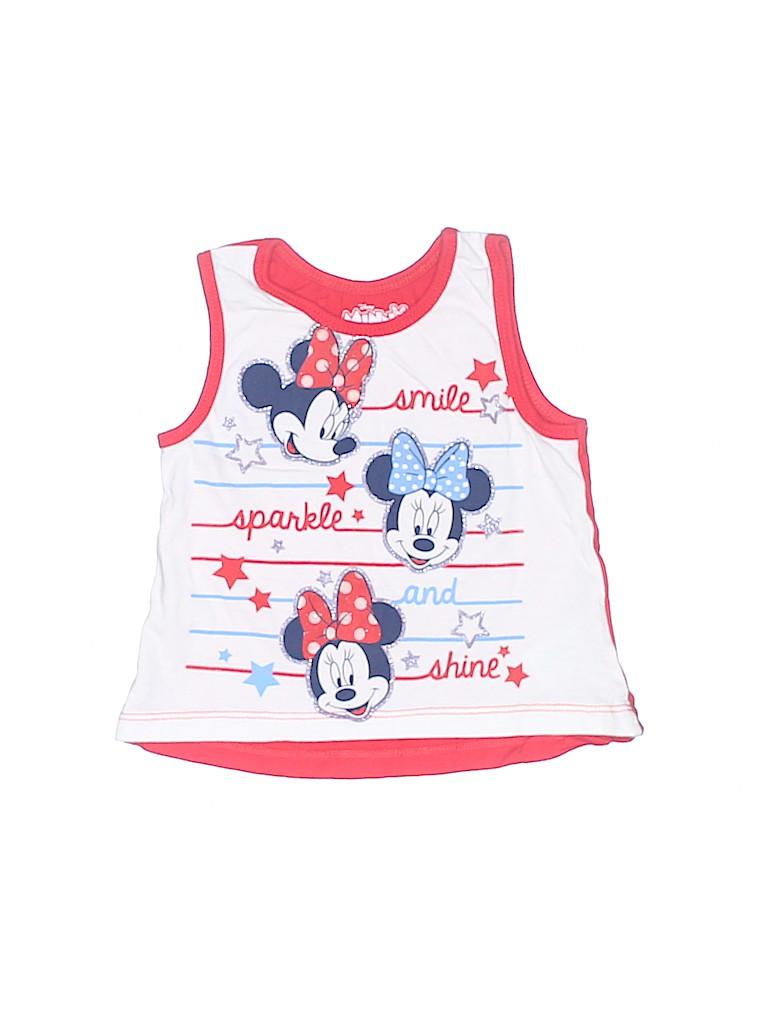 Disney Girls Tank Top Size 24 mo