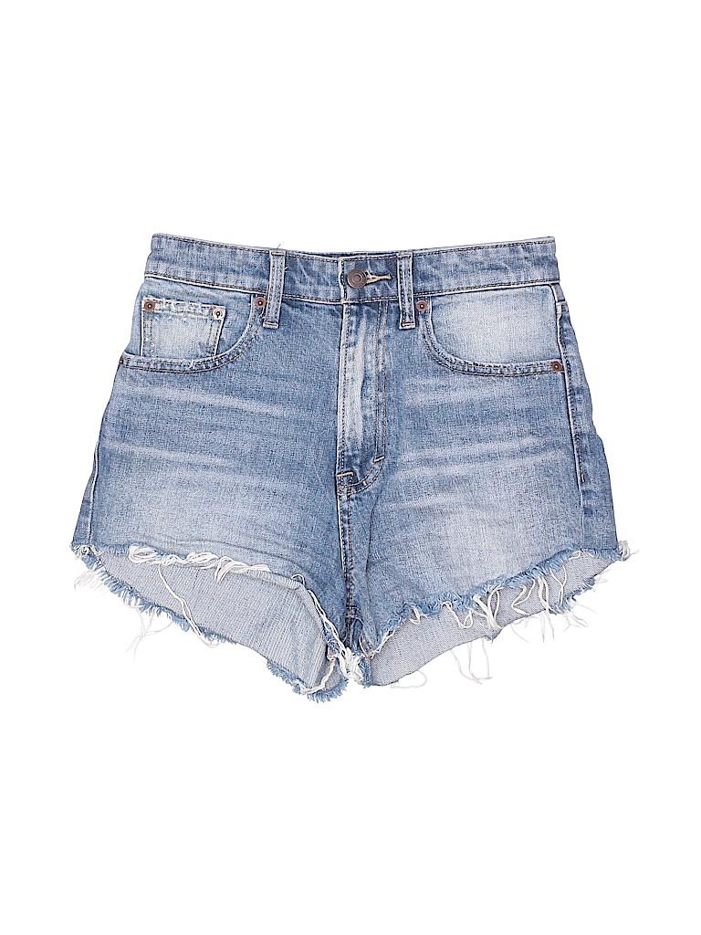 Lucky Brand Women Denim Shorts Size 0