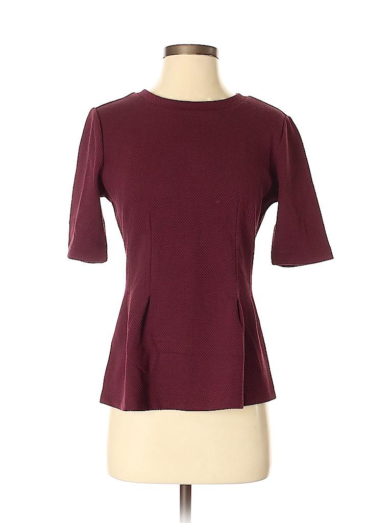 Ann Taylor Factory Women Short Sleeve Top Size XS