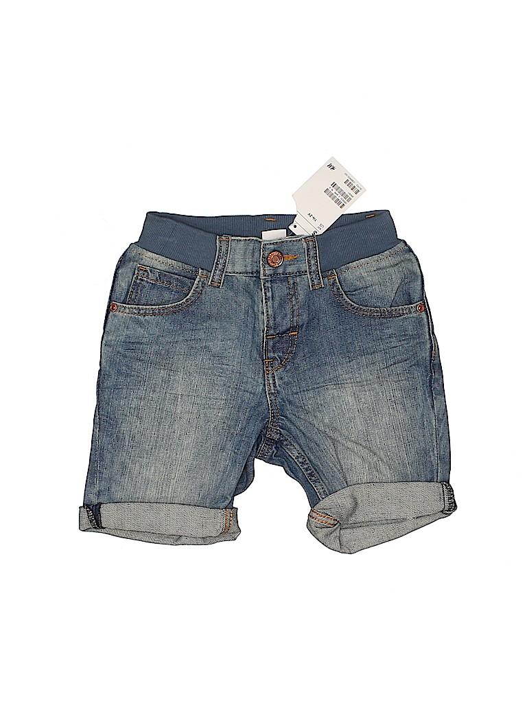 H&M Boys Denim Shorts Size 2