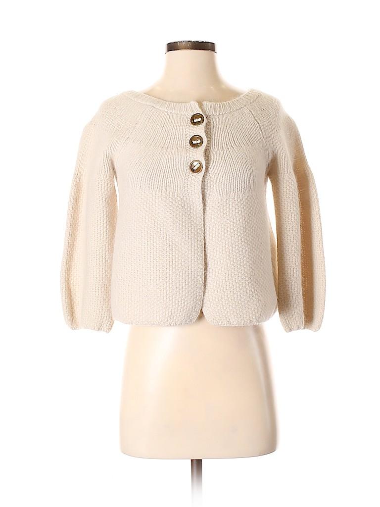 Free People Women Wool Cardigan Size XS
