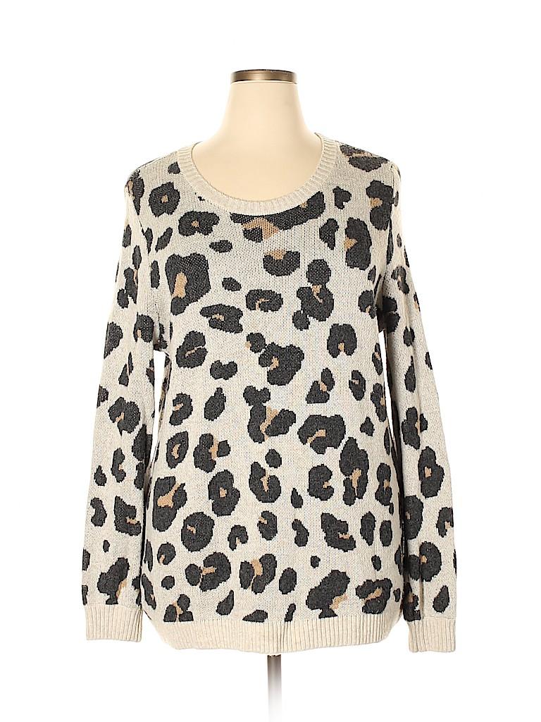 Ann Taylor LOFT Women Pullover Sweater Size 16 - 18