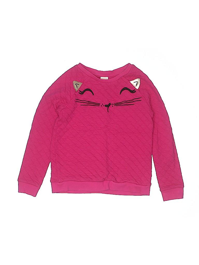 Gymboree Girls Sweatshirt Size 7 - 8